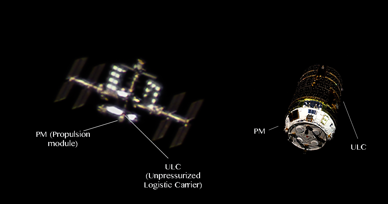 7334f2c52678 Emberalkotta űrjárművek fotózása asztrofotós felszereléssel, amatőr ...